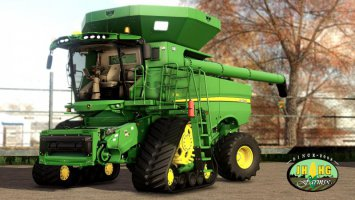 John Deere S700 North/South America & Australia official v1.1 fs19