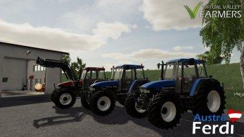 New Holland 60 / M / TM Series fs19
