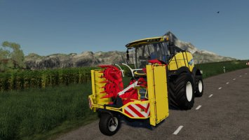 New Holland FR Series fs19