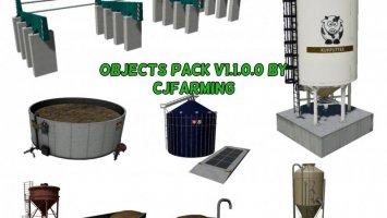 Objects Pack v1.1.0.0 by CJFarming