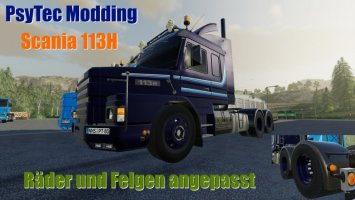 Scania 113H Tuning V 0.1.5