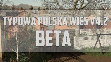 Typowa Polska Wieś v4.2 BETA fs19