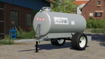Agrimat TE 4100 fs19