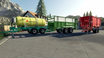 Annaburger HTS 22.79 Base Transporter v1.1.1.0 fs19