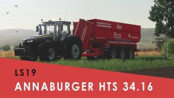 Annaburger HTS 34.16 fs19