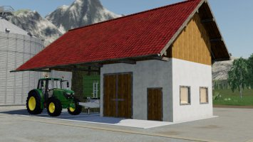 Barn With Workshop fs19
