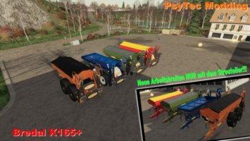 Bredal K165+ Version 1.2 fs19
