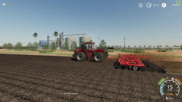 California Central Valley fs19