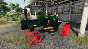 Case 1919 Steam Tractor V0.0.0.1 fs19