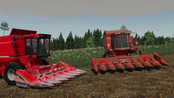 Case IH Corn Cutter fs19
