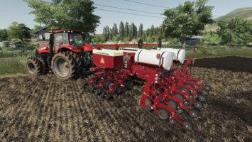 Case IH Cyclo Planter fs19