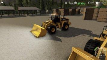 Cat 980H