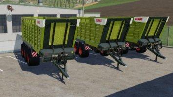 Claas Cargos 700 Pack