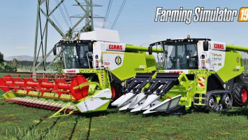 Claas Lexion 600 Series FS19