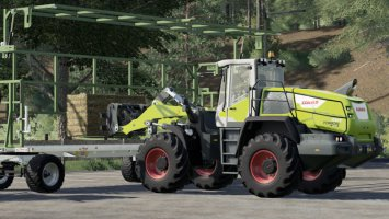 CLAAS Torion fs19