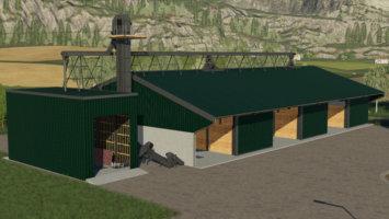 Dynamic Grain Storage fs19