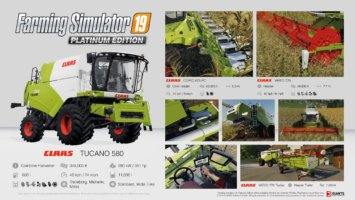Farming Simulator 19 Platinum fact sheet #5 news
