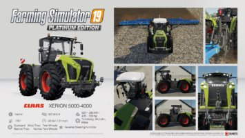 Farming Simulator 19 Platinum fact sheet #5 NEWS