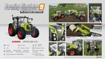 Farming Simulator 19 Platinum fact sheet #3 news