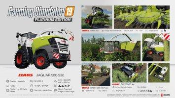 Farming Simulator 19 Platinum fact sheet #4 news