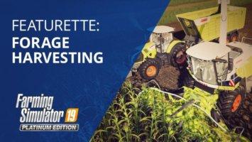 Featurette: Forage Harvesting news