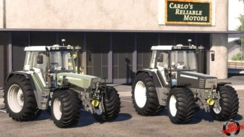 Fendt Favorit 500 Seriesumbau fs19