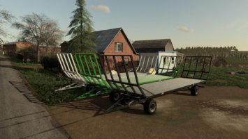 Fliegl DPW Pack FS19
