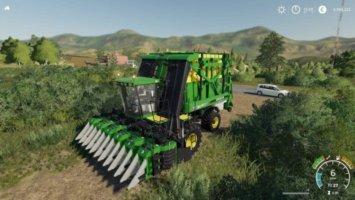 FS19 CaseIH 635 By UFS Mod Squad FS19