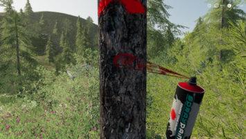 GlobalCompany Addon TreeMarker fs19