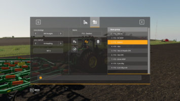 Guidance Steering v1.0.0.0 (LS19 GPS mod) FS19