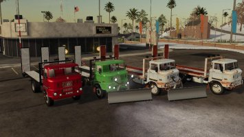 IFA W50 TOWTRUCK UPDATE V1.1