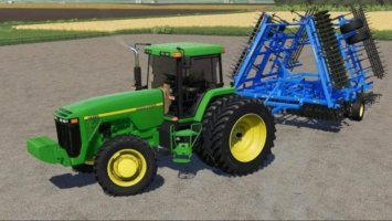 John Deere 8000 Series US