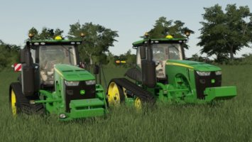 John Deere 8RT Series