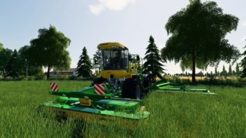 Krone BiG M 500 (improved) fs19