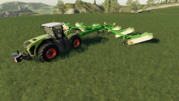 Krone Easy Cut Special fs19