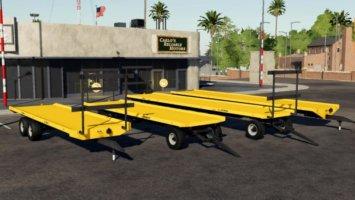 La Littorale bale trailers fs19