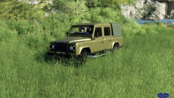 Land Rover Defender 110 FS19 fs19