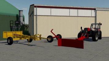 Leveler Transportable fs19