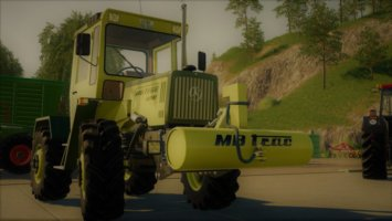 MB Trac Gewicht fs19