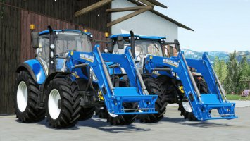 New Holland 700 TL Series fs19