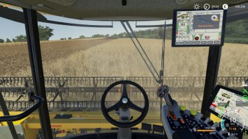 New Holland Cr 10.90 Extended HUD fs19