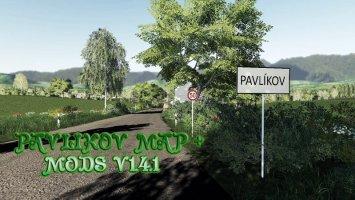 PAVLIKOV MAP + MODS V1.4.1
