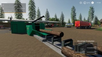 Placeable Jenz Global Company Wood Chipper by Stevie fs19
