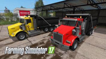 T800B Dump Truck fs17