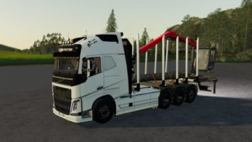 Volvo FH16 Forest Truck V1.1.0