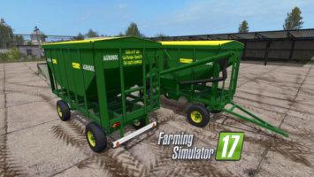 Agrosol Seed Hopper fs17