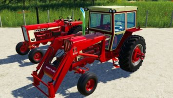 CASE IH FARMALL 706/806 fs19