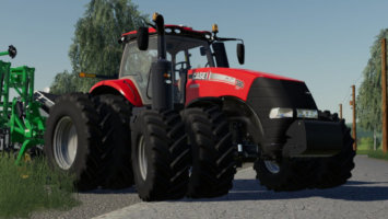 Case IH Magnum US Series fs19