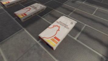 Chicken Food Bag fs19