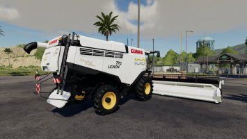 Claas Lexion 700 100th Aniversary Edition fs19